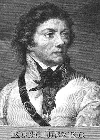 2 $, Tadeusz Kościuszko (1746-1817), 2010