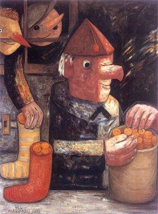 20 zł, Polscy Malarze XIX/XX w.: Tadeusz Makowski (1882-1932), 2005