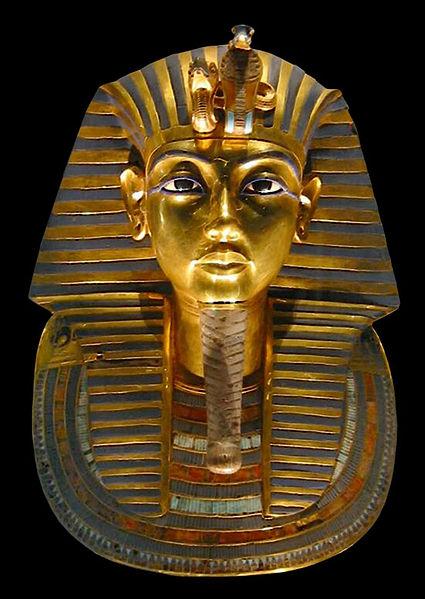 20 dollars, Arcydzieła sztuki - Masterpieces of Art - Złota maska Tutanchamona