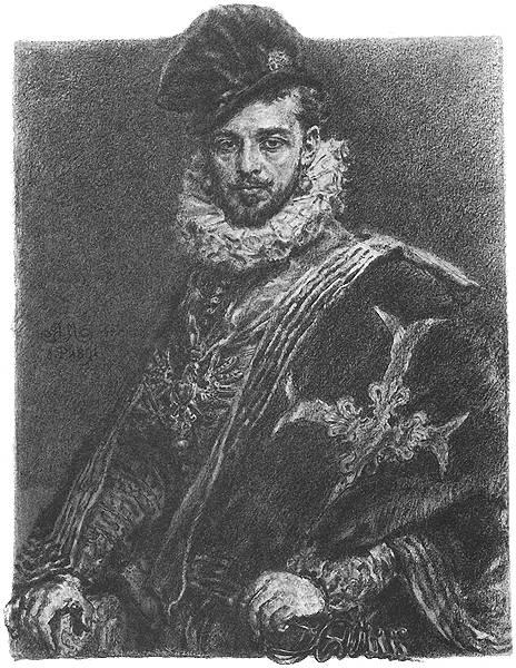 Koronowani Królowie Polski - Henryk Walezy (1573-1574) - blister numizmatyka, 2010