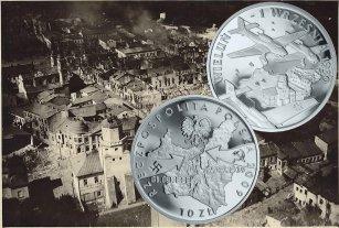 10 zł, Wrzesień 1939 roku - Wieluń, 2009